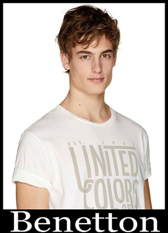 T Shirts Benetton Primavera Estate 2019 Moda Uomo 34