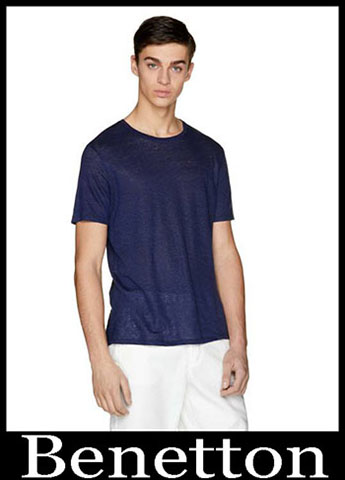 T Shirts Benetton Primavera Estate 2019 Moda Uomo 35