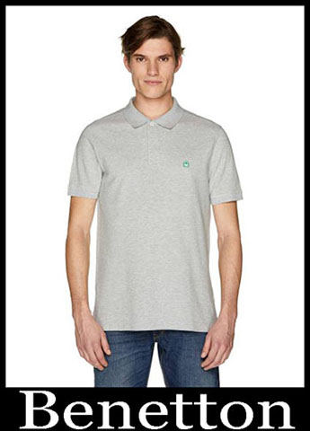 T Shirts Benetton Primavera Estate 2019 Moda Uomo 5