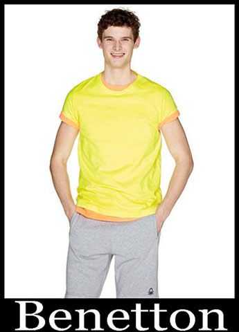T Shirts Benetton Primavera Estate 2019 Moda Uomo 7