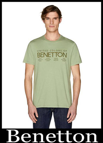 T Shirts Benetton Primavera Estate 2019 Moda Uomo 9