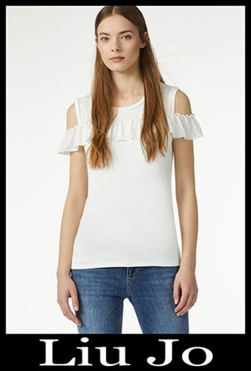 T Shirts Liu Jo Primavera Estate 2019 Nuovi Arrivi Look 15