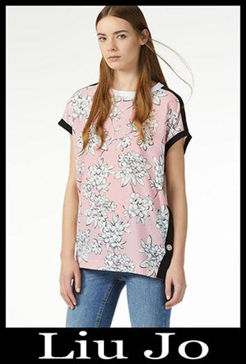 T Shirts Liu Jo Primavera Estate 2019 Nuovi Arrivi Look 31
