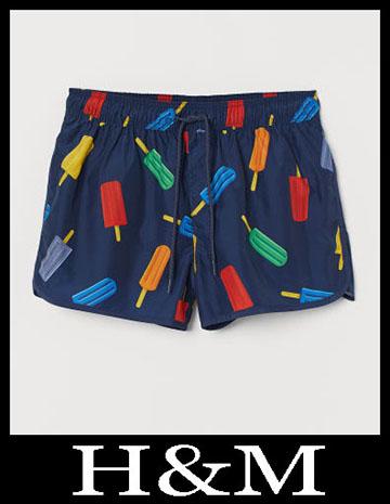 Boardshorts HM Primavera Estate 2019 Costumi Uomo 9