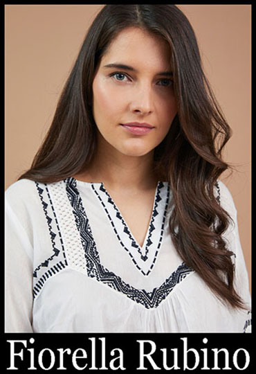Camicie Fiorella Rubino Primavera Estate 2019 Donna 15