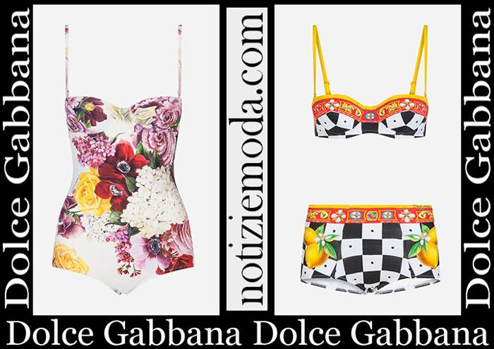 Nuovi Arrivi Dolce Gabbana Accessori Mare 2019 Donna