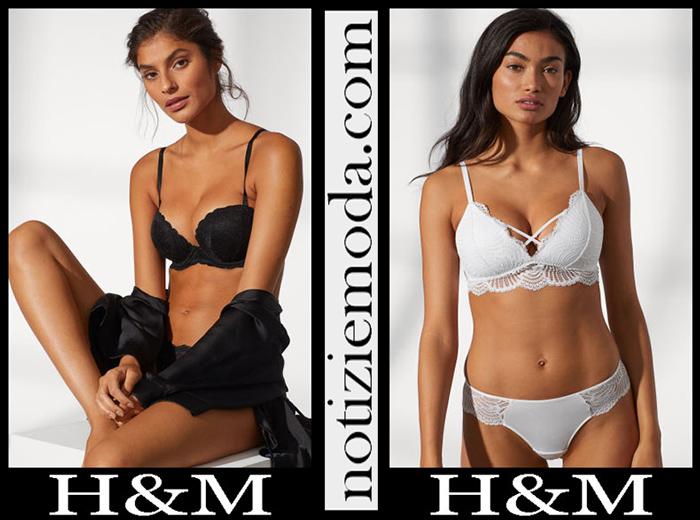 Nuovi Arrivi HM Abbigliamento Accessori Intimo Donna