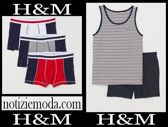 Nuovi Arrivi HM Abbigliamento Accessori Intimo Uomo
