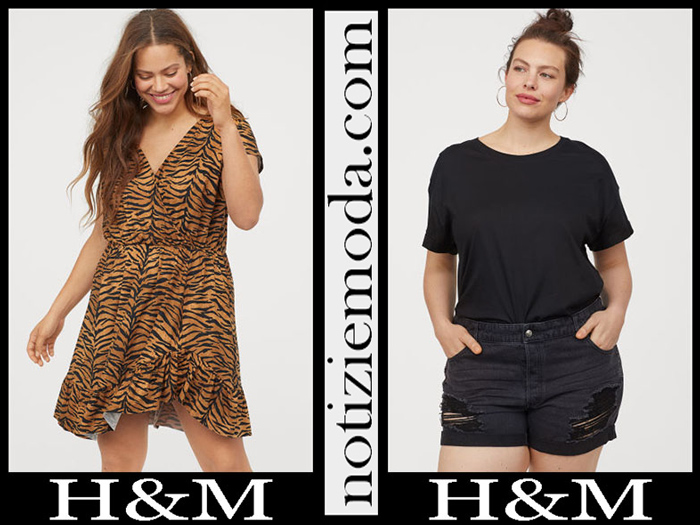 Nuovi Arrivi HM Taglie Forti 2019 Moda Donna