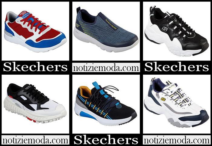 Nuovi Arrivi Skechers 2019 Collezione Scarpe Uomo