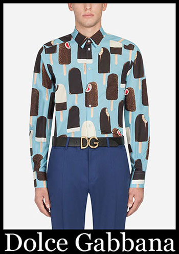 Saldi Dolce Gabbana Primavera Estate 2019 Uomo Look 45