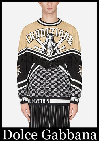 Saldi Dolce Gabbana Primavera Estate 2019 Uomo Look 5