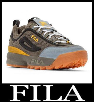 Sneakers Fila Primavera Estate 2019 Uomo Nuovi Arrivi 8