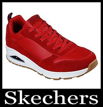 Sneakers Skechers Primavera Estate 2019 Uomo Arrivi 22