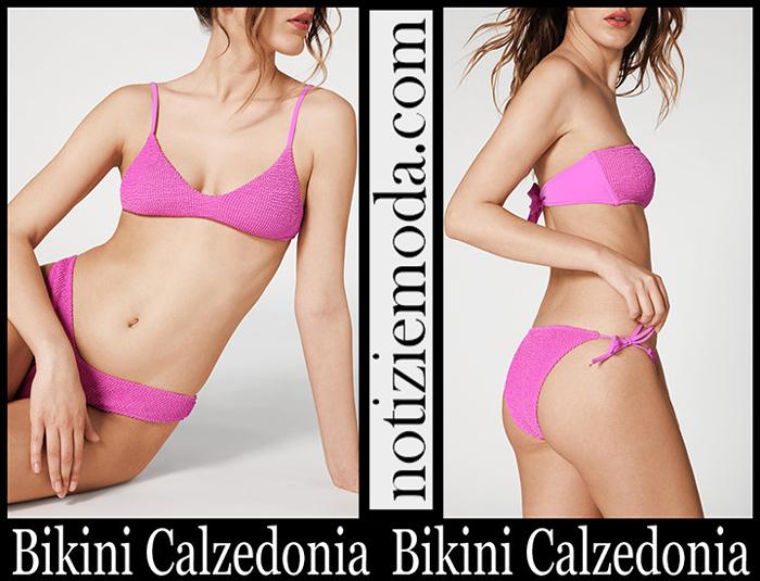 Bikini Alice Calzedonia Costume Stropicciato Con Fiocco