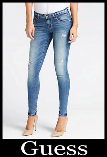 Jeans Guess Donna Nuovi Arrivi Accessori Notizie Moda 21