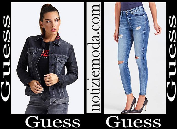 Nuovi Arrivi Guess Accessori Abbigliamento Donna