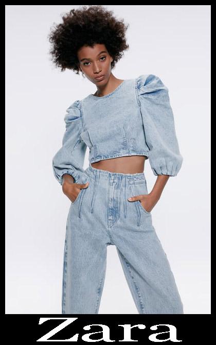 Jeans Zara 2020 Autunno Inverno