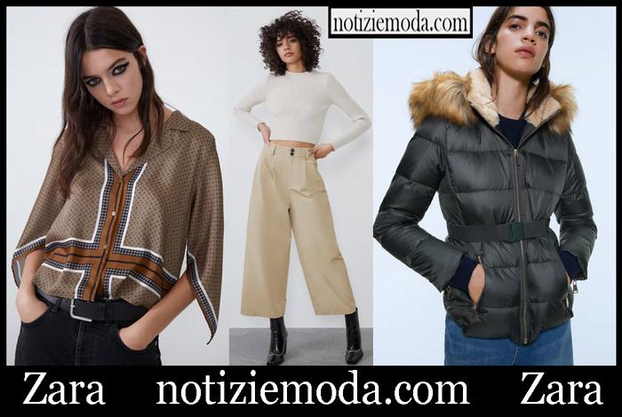 Nuovi Arrivi Zara Donna Autunno Inverno