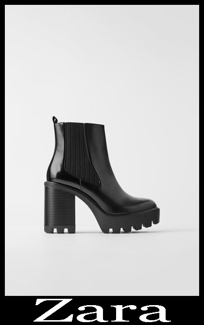 Scarpe Zara Autunno Inverno 2019