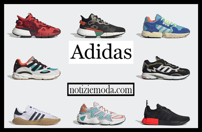 Inno tesoro spiegazzato  Scarpe Adidas autunno inverno 2019 2020 collezione uomo