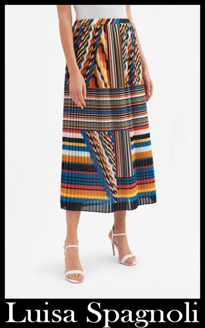 Abbigliamento Luisa Spagnoli primavera estate 4