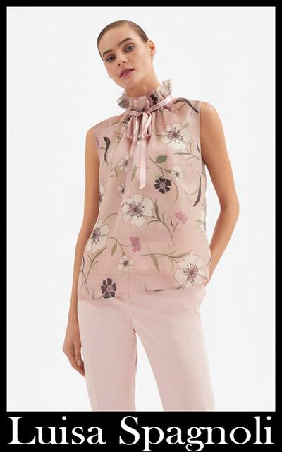 Notizie moda Luisa Spagnoli primavera estate 1