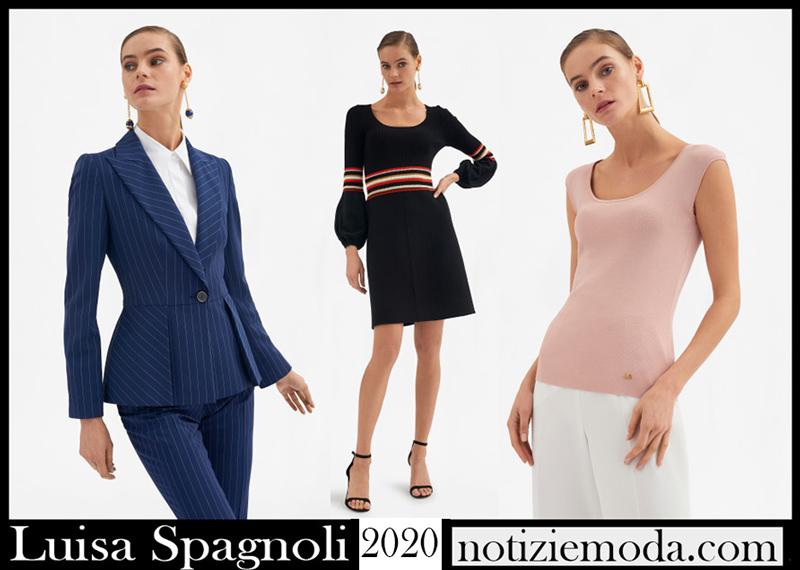 Nuovi arrivi Luisa Spagnoli donna primavera estate