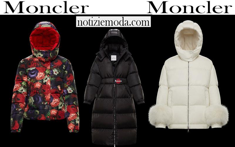 Nuovi arrivi Moncler donna autunno inverno