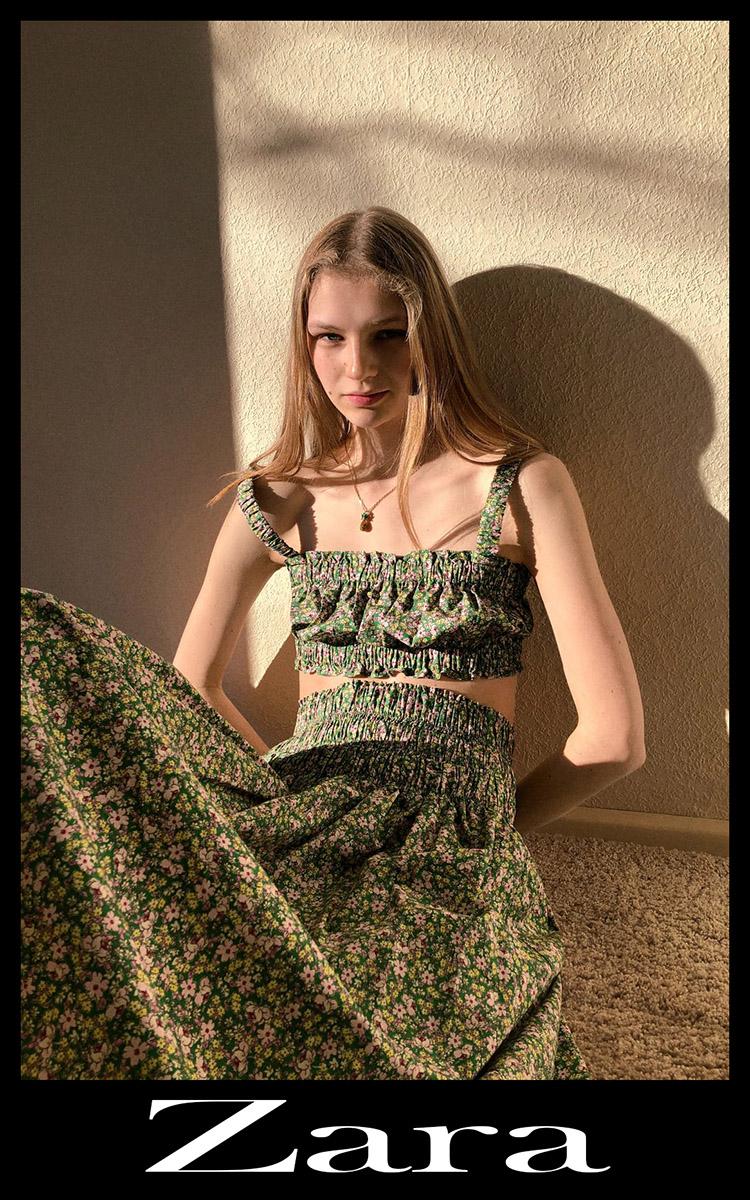 Abbigliamento Zara donna nuovi arrivi 11