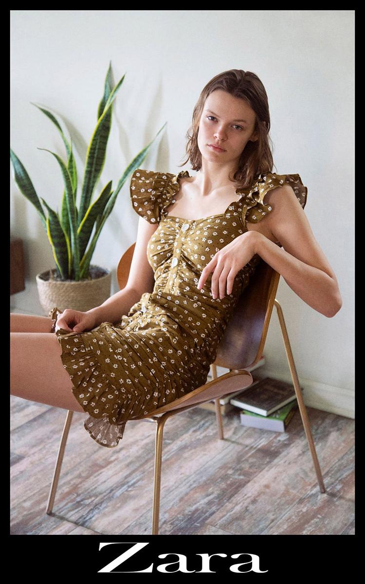 Abbigliamento Zara donna nuovi arrivi 2