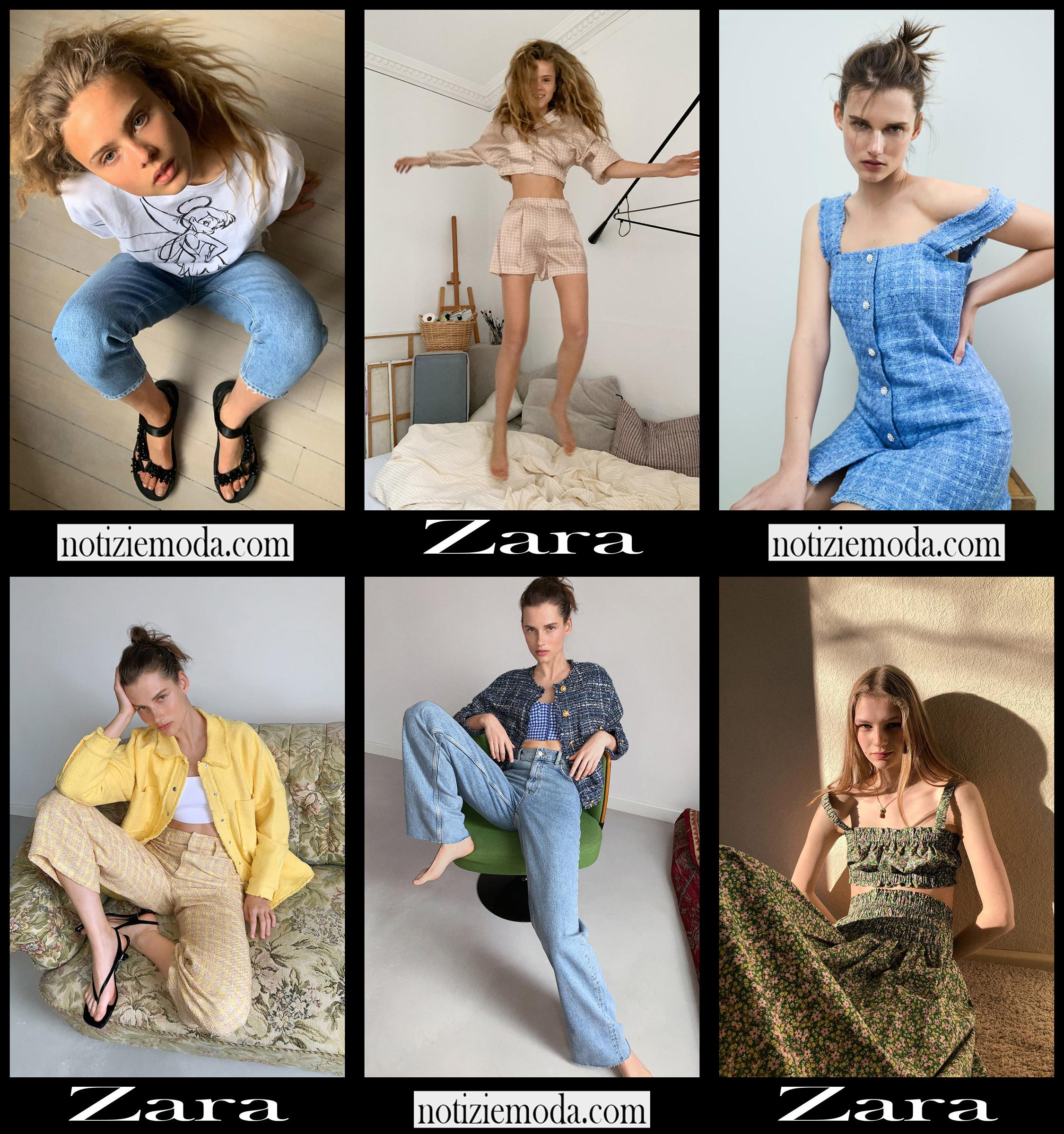 Abbigliamento Zara donna nuovi arrivi