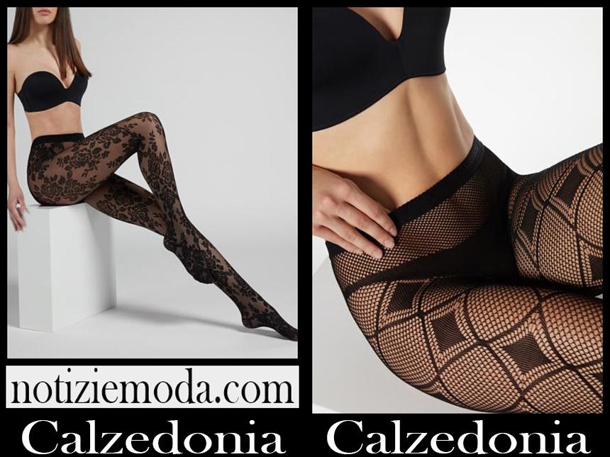 Collant Calzedonia accessori nuovi arrivi 2020