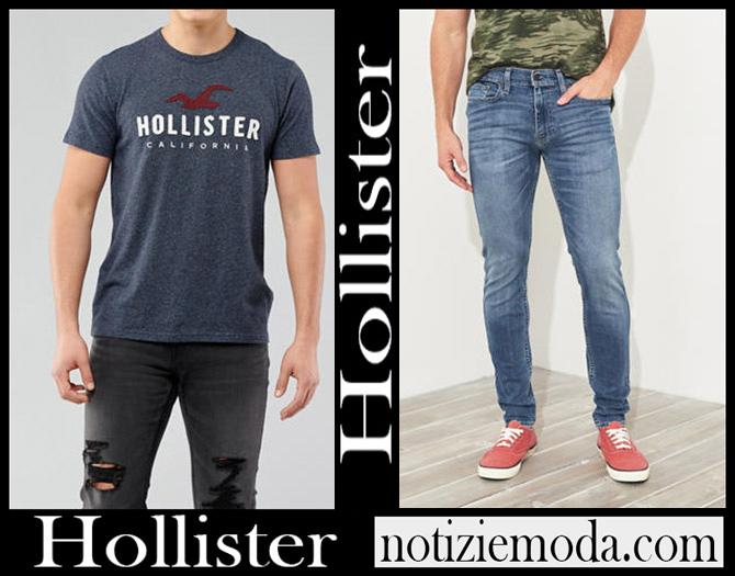 Abbigliamento Hollister 2020 collezione moda uomo