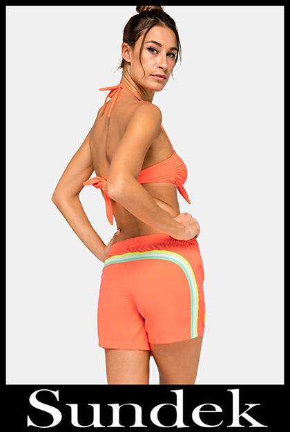 Bikini Sundek 2020 costumi da bagno donna accessori 21