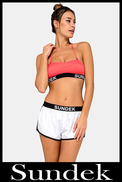 Bikini Sundek 2020 costumi da bagno donna accessori 24