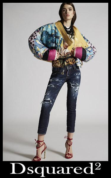 Jeans Dsquared² 2020 abbigliamento denim donna 1