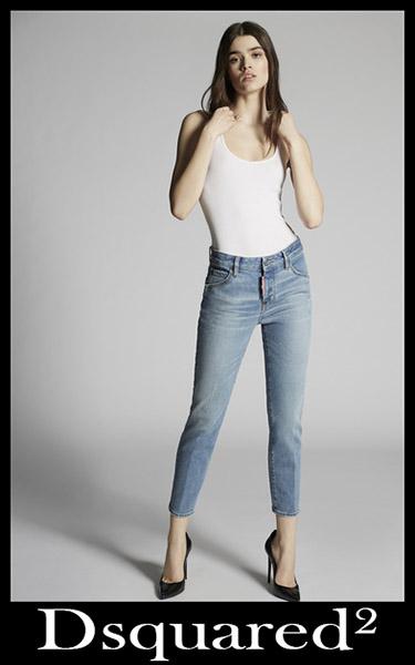Jeans Dsquared² 2020 abbigliamento denim donna 21