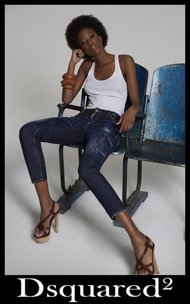 Jeans Dsquared² 2020 abbigliamento denim donna 4