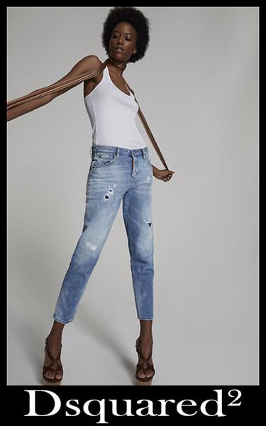 Jeans Dsquared² 2020 abbigliamento denim donna 6