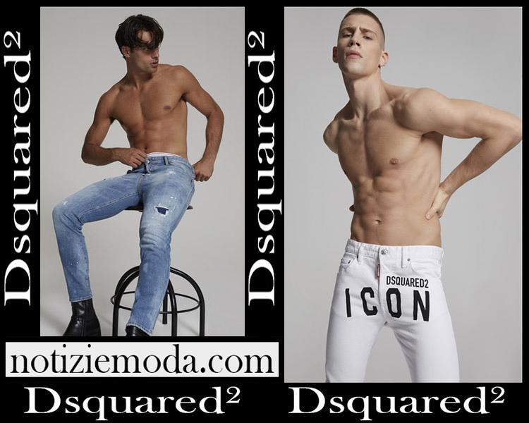 Jeans Dsquared² 2020 collezione denim uomo