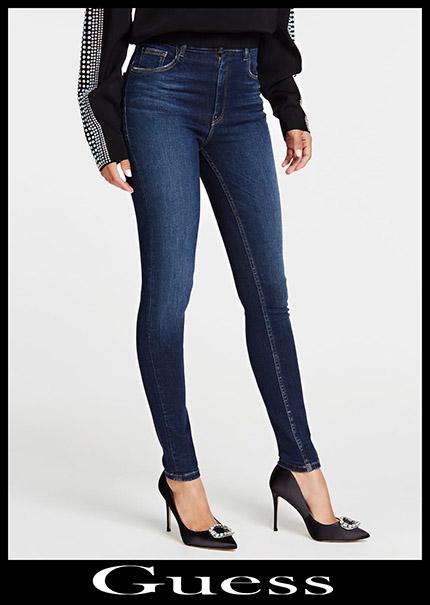 Jeans Guess 2020 nuovi arrivi abbigliamento donna 1