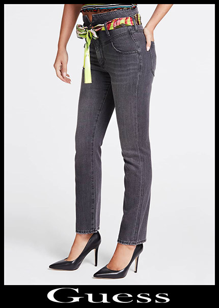 Jeans Guess 2020 nuovi arrivi abbigliamento donna 10