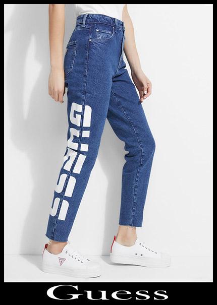 Jeans Guess 2020 nuovi arrivi abbigliamento donna 14
