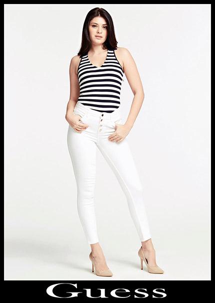 Jeans Guess 2020 nuovi arrivi abbigliamento donna 19
