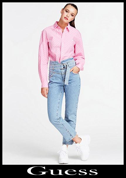 Jeans Guess 2020 nuovi arrivi abbigliamento donna 4