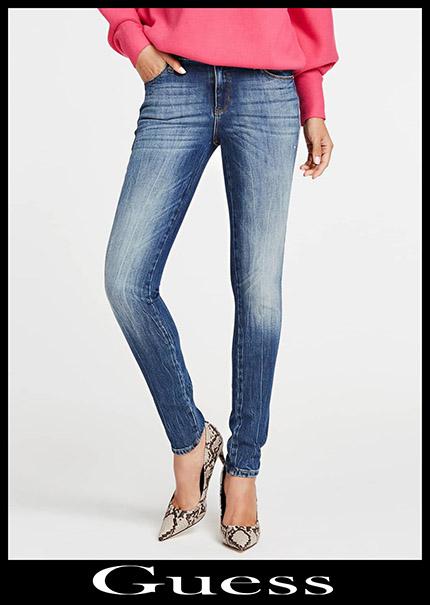 Jeans Guess 2020 nuovi arrivi abbigliamento donna 7