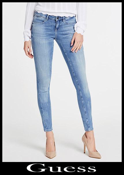 Jeans Guess 2020 nuovi arrivi abbigliamento donna 9