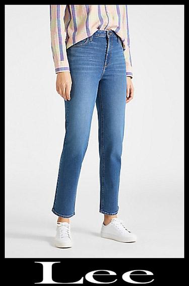 Jeans Lee 2020 abbigliamento denim donna 10