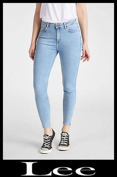 Jeans Lee 2020 abbigliamento denim donna 11